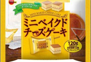 300x204 - ブルボン・濃厚ベイクドチーズケーキは直ぐにファンになった♡食感までグッド